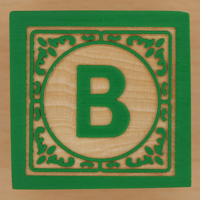 block letter b block letter b flickr photo 20628 | 5122469159 d89b25ae2f z