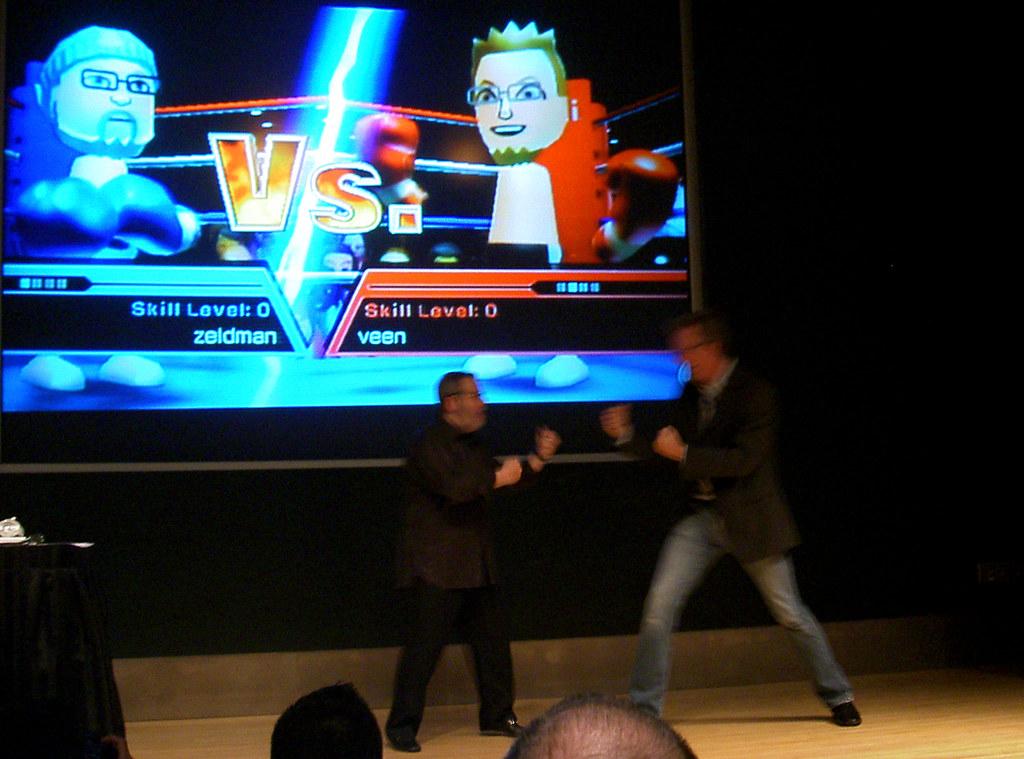 Zeldman vs Veen