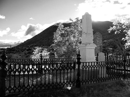 cemetery landscape lumix blackwhite nevada roadtrip mining highway50 greatbasin 395 oldwest virginacity wnhpc