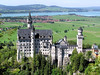 Neuschwanstein Castle by B℮n