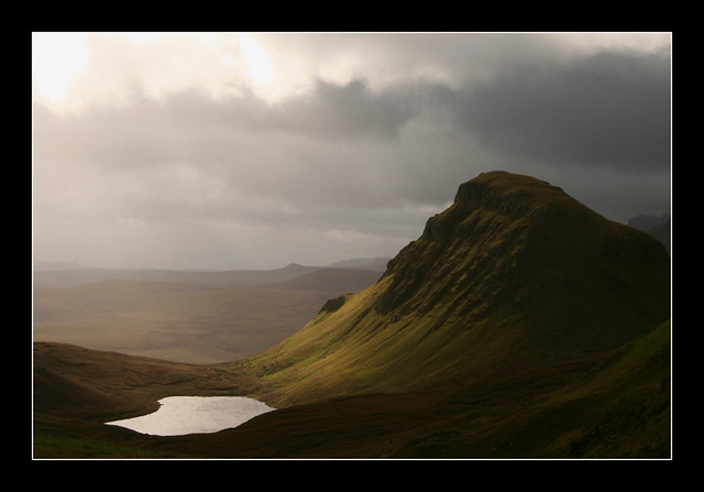 Quiraing 4 by Peter Collingridge