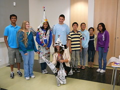TeensReach Santa Teresa Oct. 2010