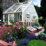 Bespoke Victorian Glasshouse