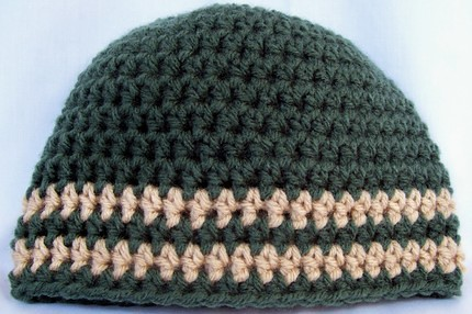 Gorros crochet para hombres - Imagui