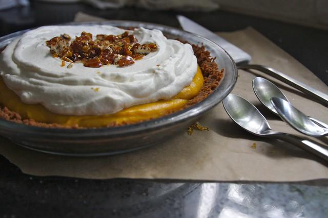 pumpkin. cream. PIE. | Flickr - Photo Sharing!
