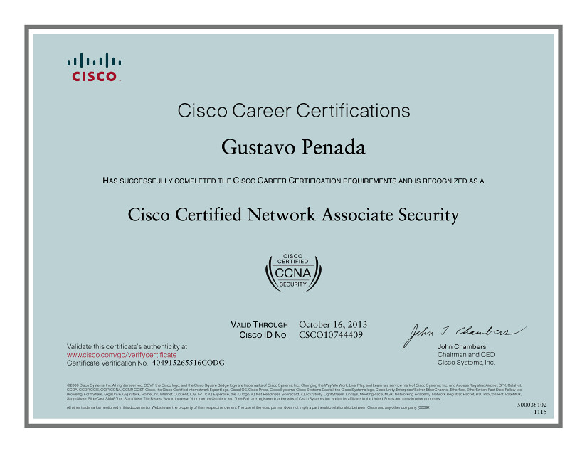 Ccna Security Salary