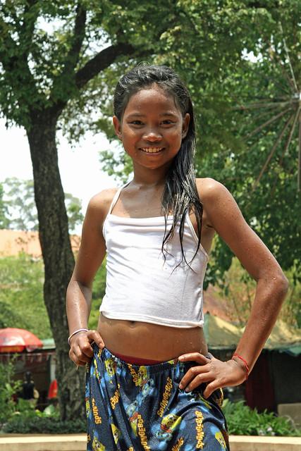 Beautiful Cambodian girl | adamba100 | Flickr