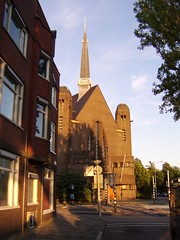 wouter van doeverenplein / oosterkerk