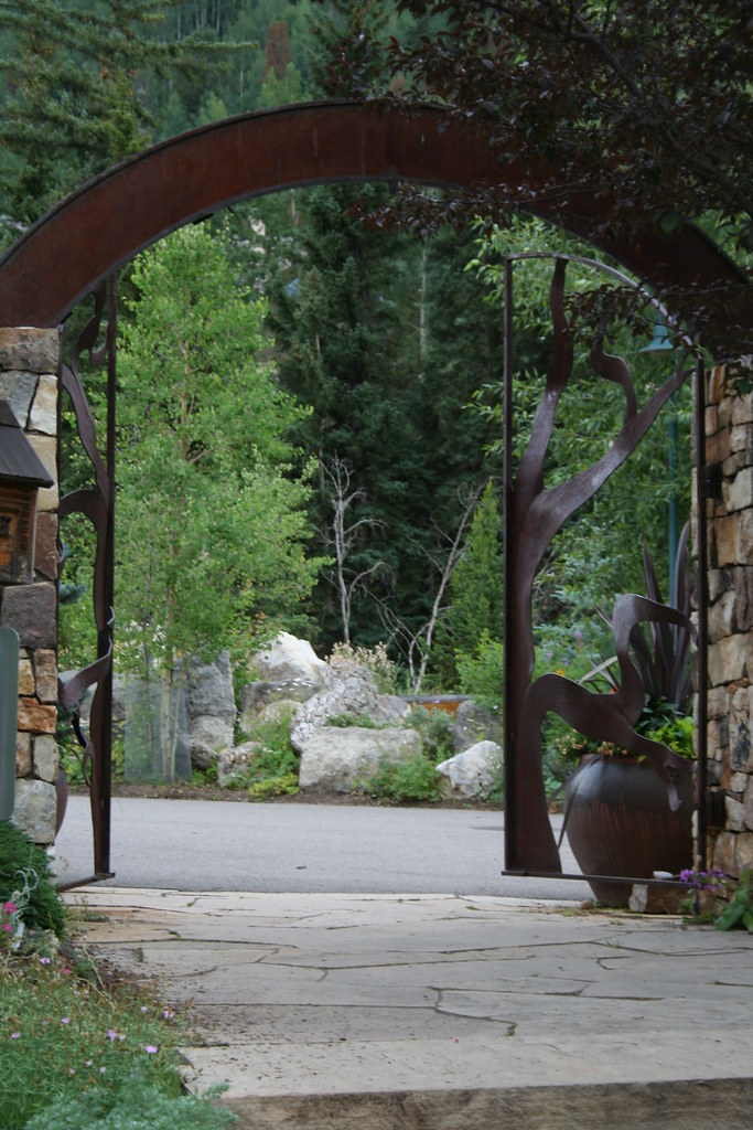 Welcome To The Betty Ford Alpine Gardens In Vail Co The Flickr