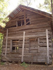 barn, hut, wood, shack, cottage, log cabin, shed,