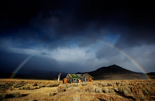 Lee Vining, Ca - Act 1: The Rainbow Shack