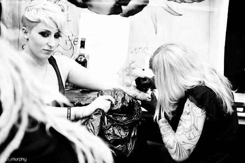 Dublin Tattoo Convention