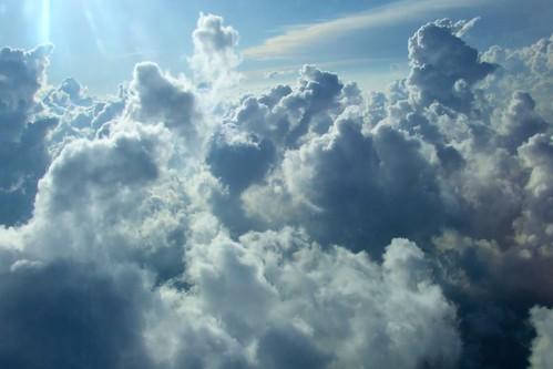 Clouds - flckr - karindalziel