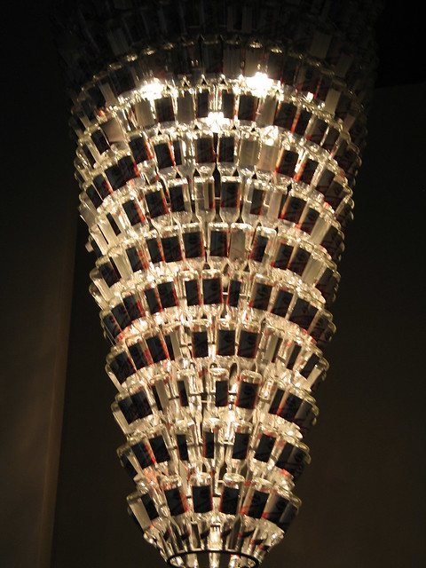 Grain Belt Chandelier