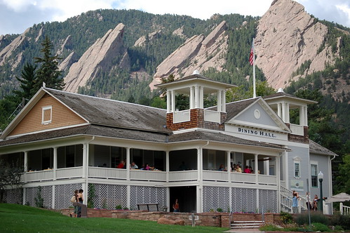 Chautauqua Dining Hall in Boulder