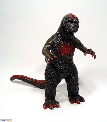 Bootleg Godzilla
