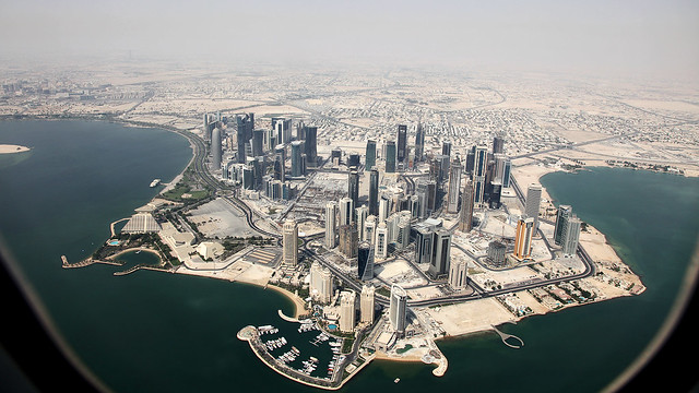 Downtown Doha, Qatar