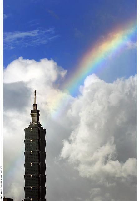 rainbow & 101