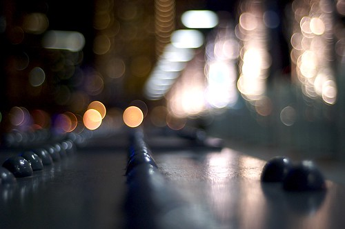 bokeh nights