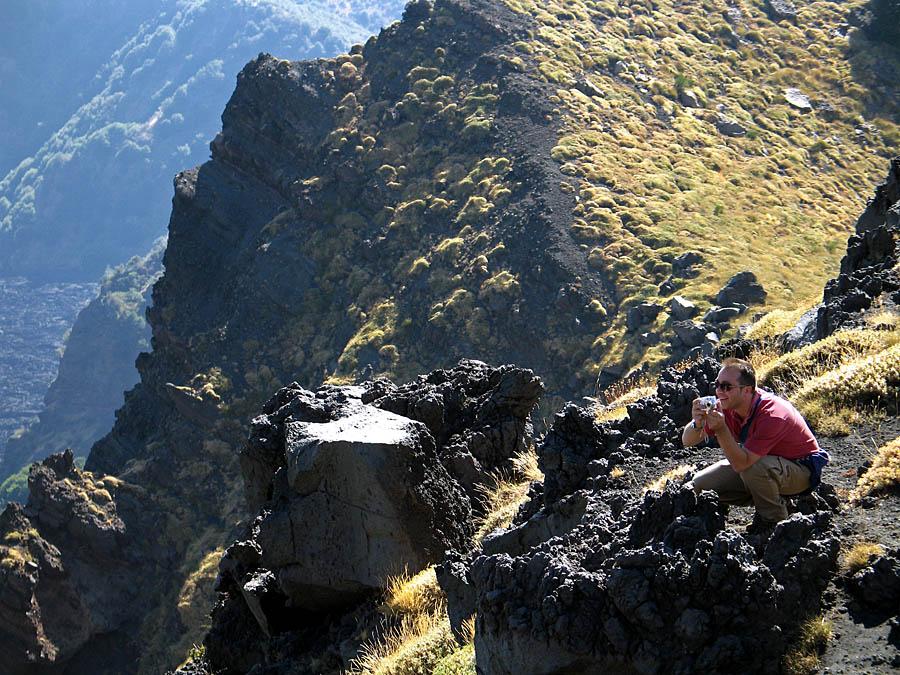 Sentiero schiena dell asino e valle del bove for Il verso dell asino