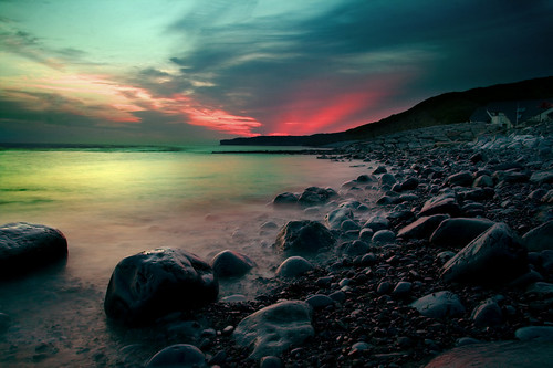 Llantwit Major Sunset 2