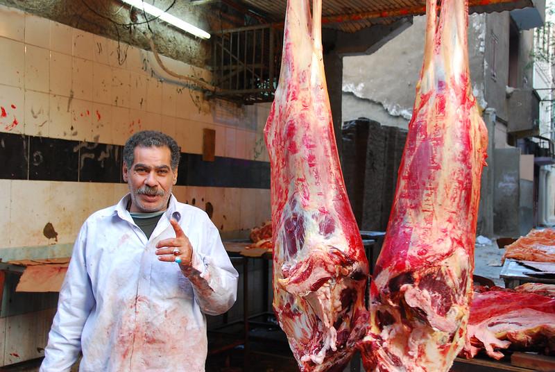 camel butcher