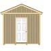 Exterior Office / Exterior Secure Storage Rendering