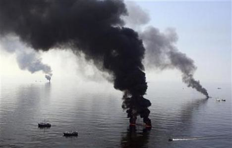 Oil explosion and leak in the Gulf. The environmental catastrophe is proving to be costly to the people of the region in regard to jobs, economic dislocation and political acrimony. The Obama administration is under pressure to resolve the crisis. by Pan-African News Wire File Photos