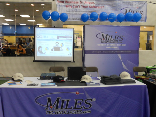Miles Technologies table