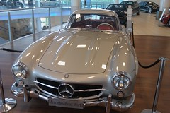 automobile, automotive exterior, vehicle, automotive design, mercedes-benz, auto show, mercedes-benz 190sl, mercedes-benz 300sl, antique car, land vehicle,
