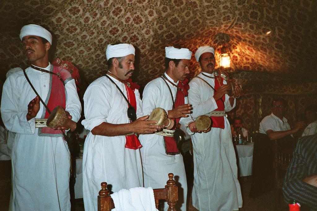 Marrocan Mujsicians