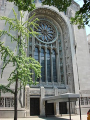 Temple Emanu-El (5th Ave - New York) by joshbousel,  on Flickr