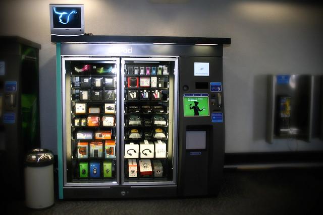 sundries vending machine