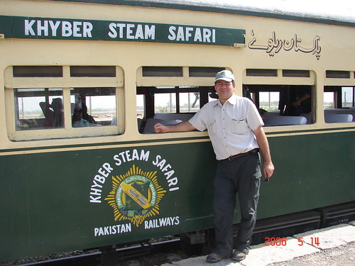 1076 - Khyber Steam Safari