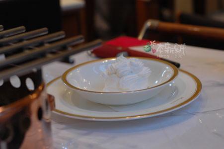 雪白的蛋糕