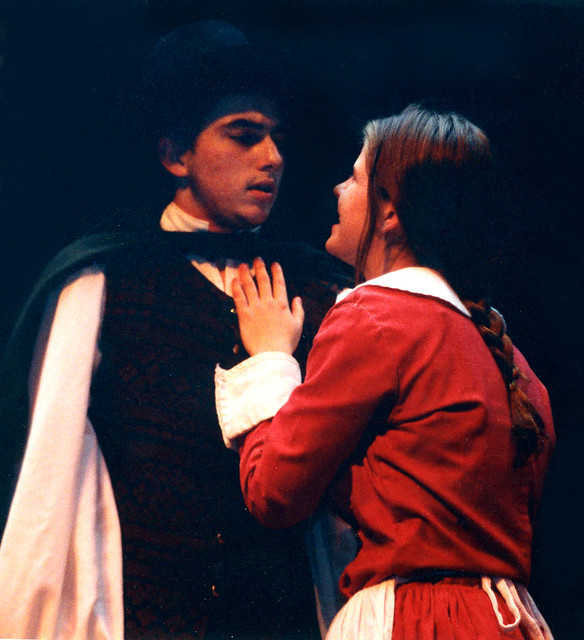 elizabeth proctor and abigail williams Everything you ever wanted to know about elizabeth proctor in the crucible, written by masters of this stuff just for you.