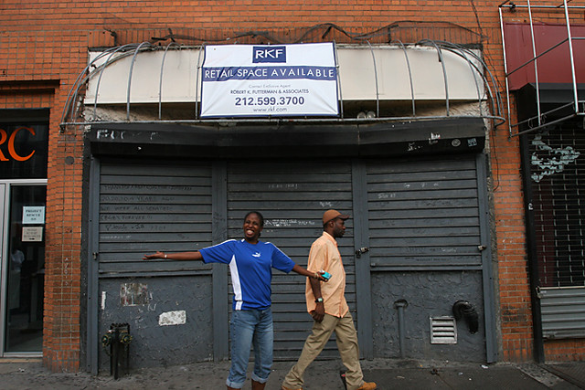 CBGB for rent...