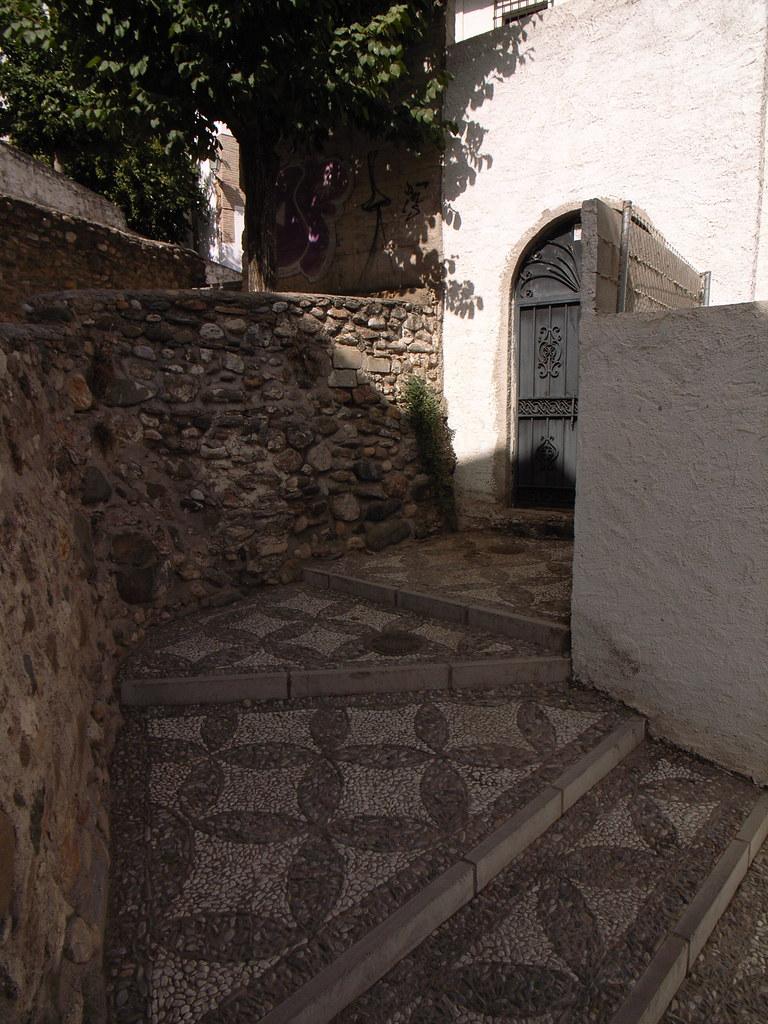R0011660   In the Albaicín, the moorish quarter of Granada    Lars
