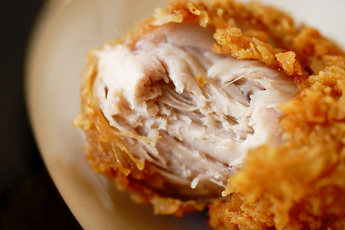 Φιλέτα κοτόπουλου πανέ