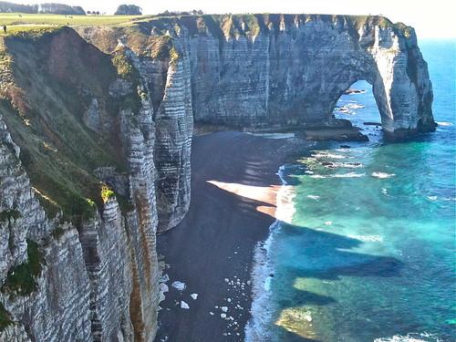 Étretat Cliffs 2