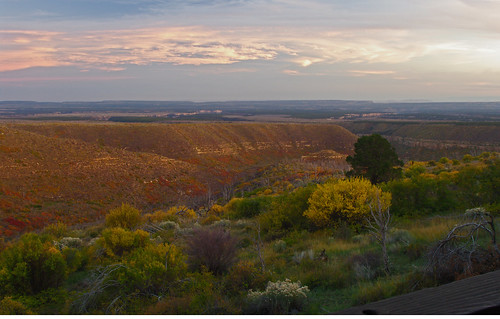 park sunset colorado national mesaverde service mesaverdenationalpark