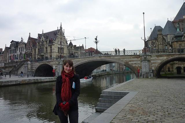 310 - Gent, Gand, Gante