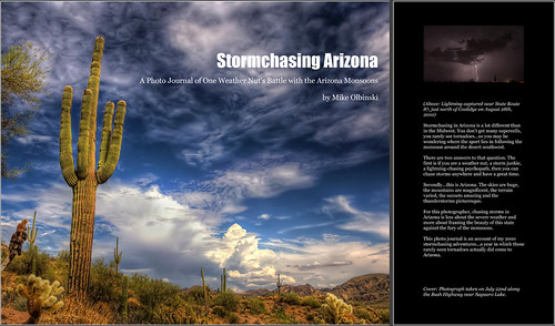 'Stormchasing Arizona' now available for preorder!