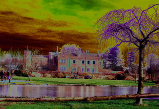 Hodsock Priory - Artistic