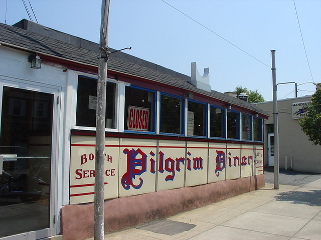 Pilgrim Diner, Salem, Massachusetts