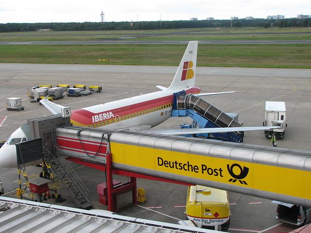Iberia Airbus A319-111