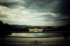 En el balcón de Viena