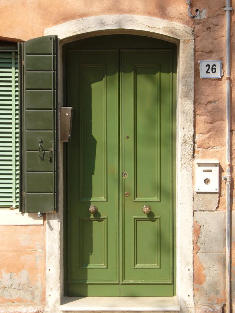 door in murano