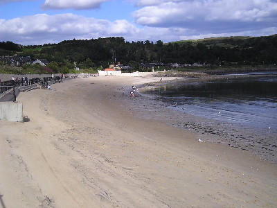 Burntisland beach