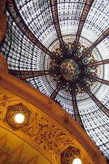 Paris - Opéra Quarter: Galeries Lafayette